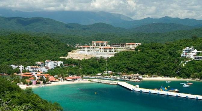 Bahías de Huatulco, un paraíso en las costas del Pacífico mexicano