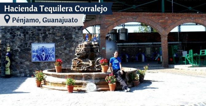 Hacienda Tequilera Corralejo