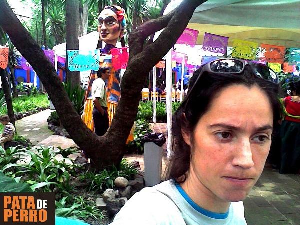 julio 2007 centenario frida kahlo casa azul coyoacan mexico 4