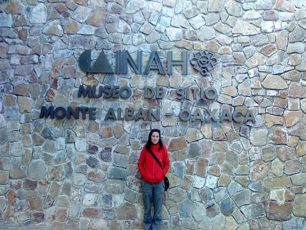 monte alban oaxaca mexico museo de sitio