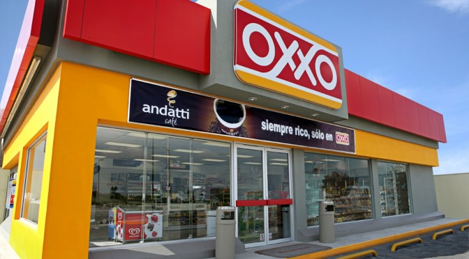 """Historia del logo de las tiendas """"OXXO"""""""