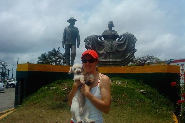 tlacotalpan veracruz agustin lara mexico pata de perro
