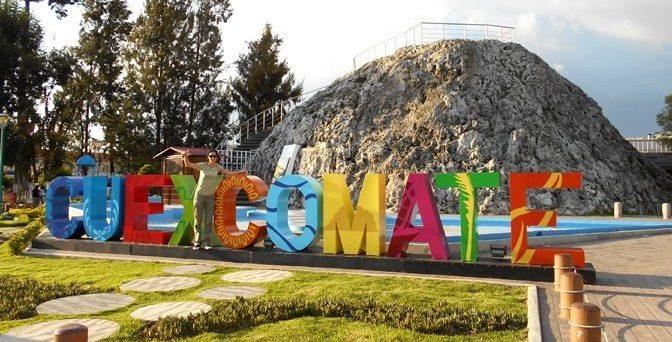 Cuexcomate – El volcán más pequeño del mundo