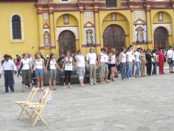 Polo de Paz peace polo san cristobal de las casas chiapas mexico pata de perro blog de viajes shintokai 6
