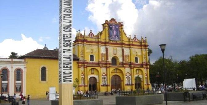 Siembra del Polo de Paz en San Cristóbal de las Casas