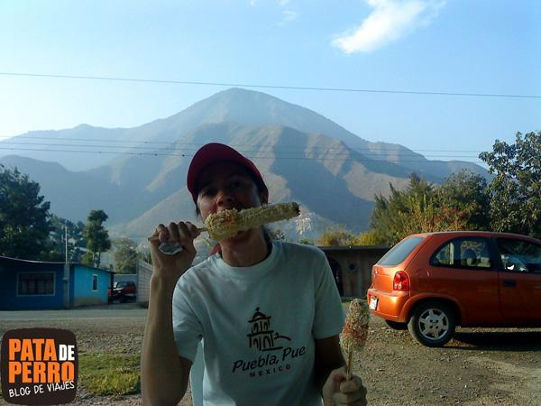 acultzingo elotes carretera veracruz mexico pata de perro blog de viajes