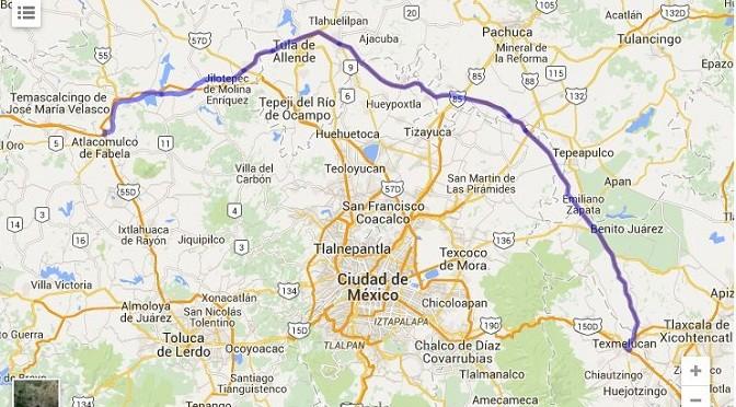 Arco Norte: El mejor atajo para no atravesar la Ciudad de México