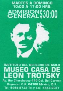 casa museo leon trotsky coyoacan df mexico pata de perro 5