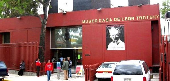 casa museo leon trotsky coyoacan df mexico pata de perro 6