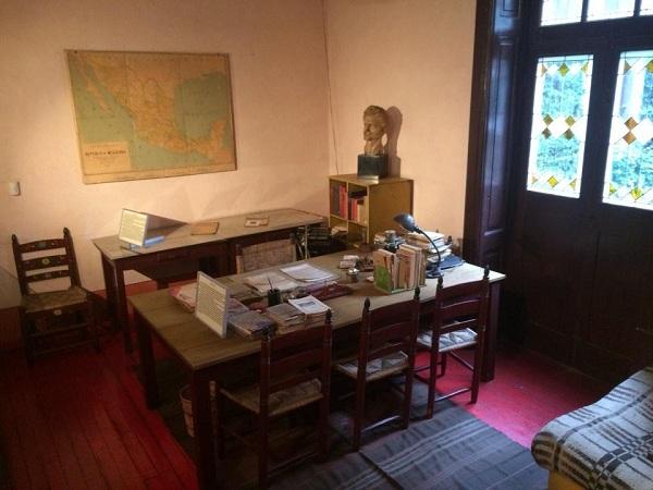 casa museo leon trotsky coyoacan df mexico pata de perro blog de viajes