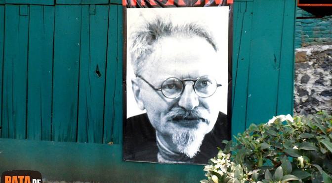 La habitación donde asesinaron a León Trotsky