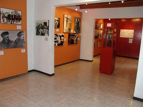 casaguardiasentrada museo leon trotsky mexico