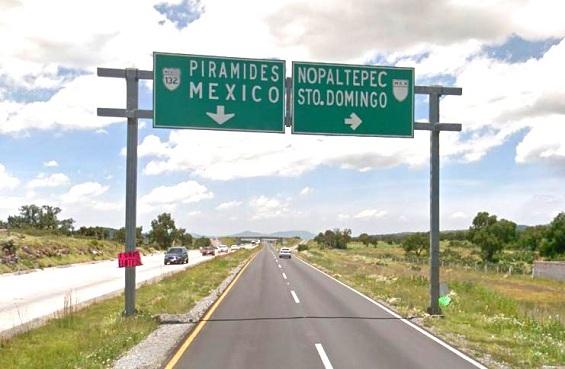 piramides mex carretera 132