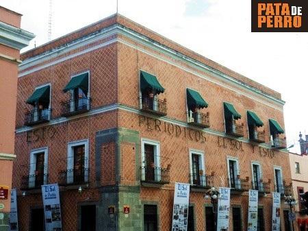 puebla calles 16 mexico