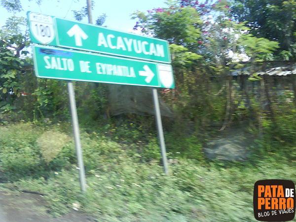 salto de eyipantla veracruz san andres tuxta pata de perro blog de viajes mexico