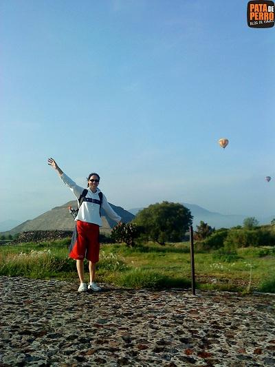teotihuacan globos aerostaticos mexico