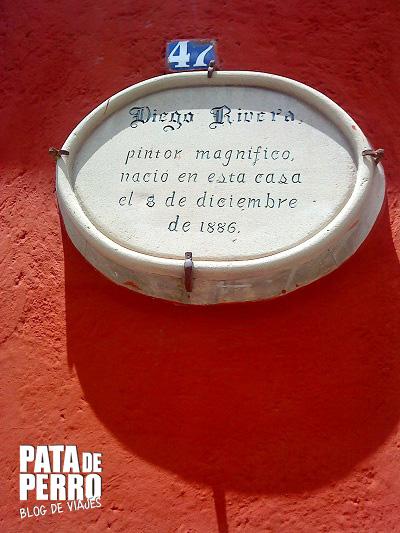casa museo diego rivera guanajuato mexico pata de perro blog de viajes 3