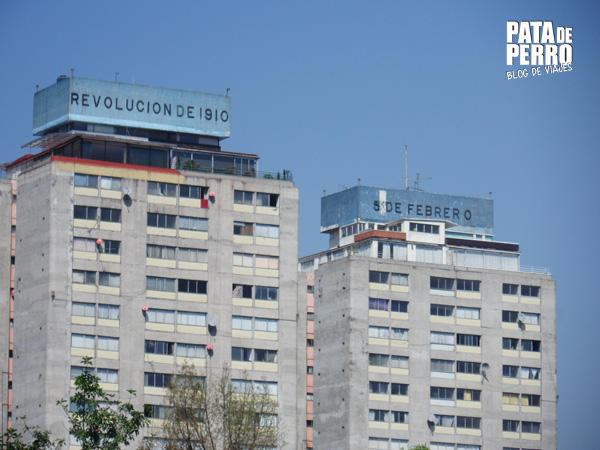 edificios tlatelolco mexico df pata de perro blog de viajes