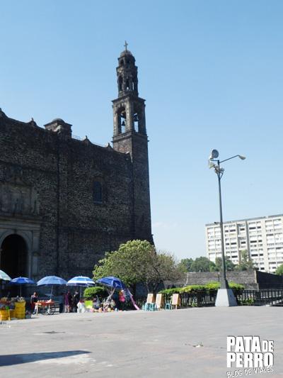 templo de santiago tlatelolco