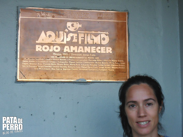tlatelolco rojo amanecer edifico chihuahua