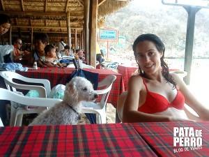 playa la entrega huatulco oaxaca mexico pata de perro blog de viajes