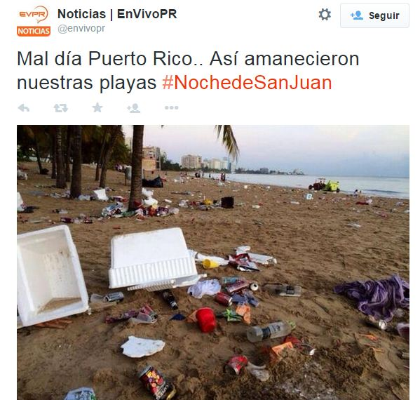 playas sucias no son los perros