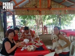 restaurante rio huitzilapan antigua veracruz mexico pata de perro blog de viajes
