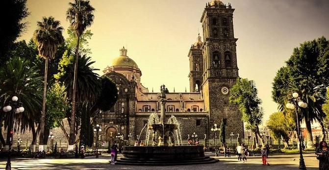 Cómo llegar a Puebla desde CDMX