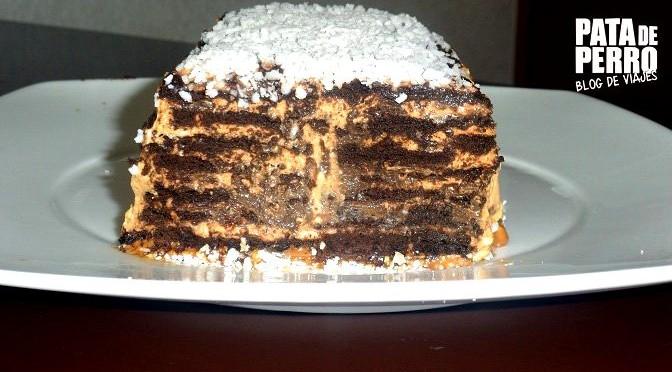 Cómo hacer una «Chocotorta» sin Chocolinas ni Mendicrim en México