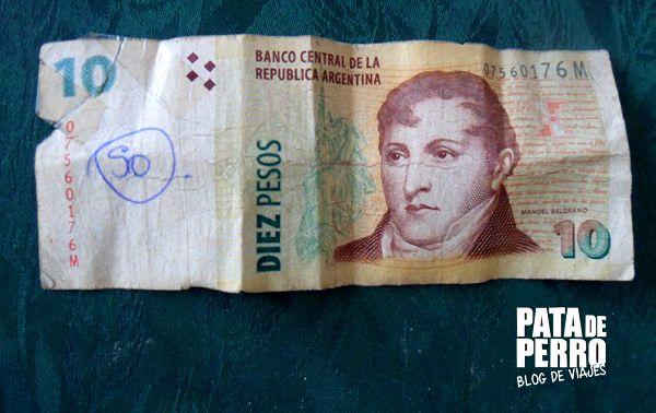 durabilidad de los billetes en argentina03 pata de perro blog de viajes