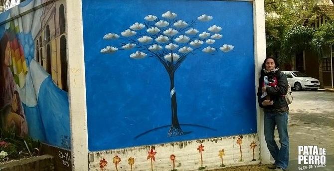 Mural «Semana de Mayo»