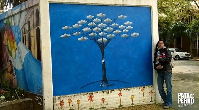 "Mural ""Semana de Mayo"""