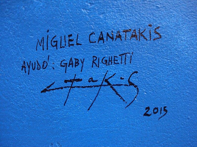 mural canatakis pata de perro blog de viajes9