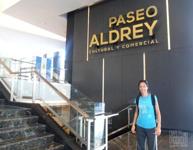 Paseo Aldrey Mar del Plata Argentina Pata de perro blog de viajes14
