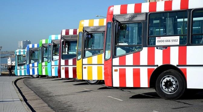 MyBus: Guía del Transporte Público en Mar del Plata
