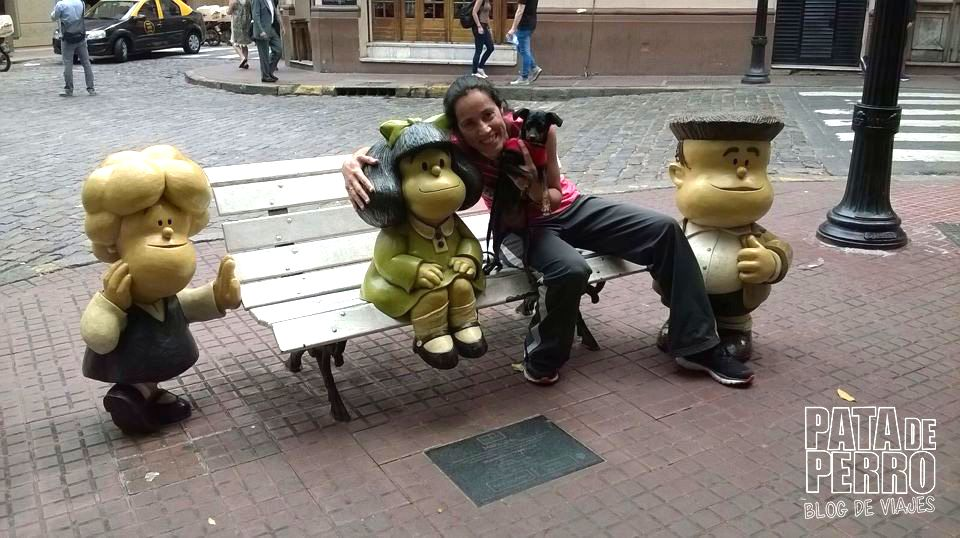 mafalda pata de perro blog de viajes