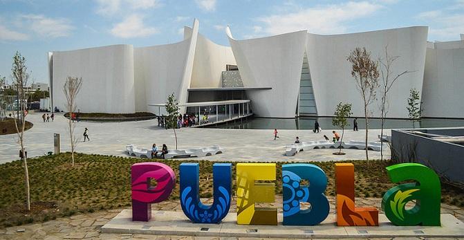 Museo Internacional del Barroco – Puebla