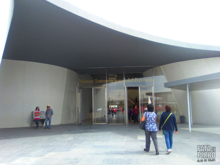 museo internacional del barroco puebla mexico pata de perro blog de viajes03