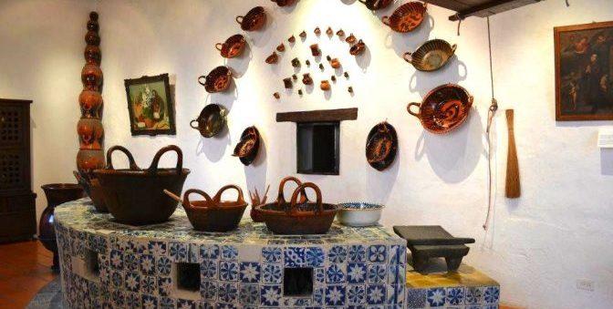 La cocina poblana donde se crearon los «chiles en nogada»