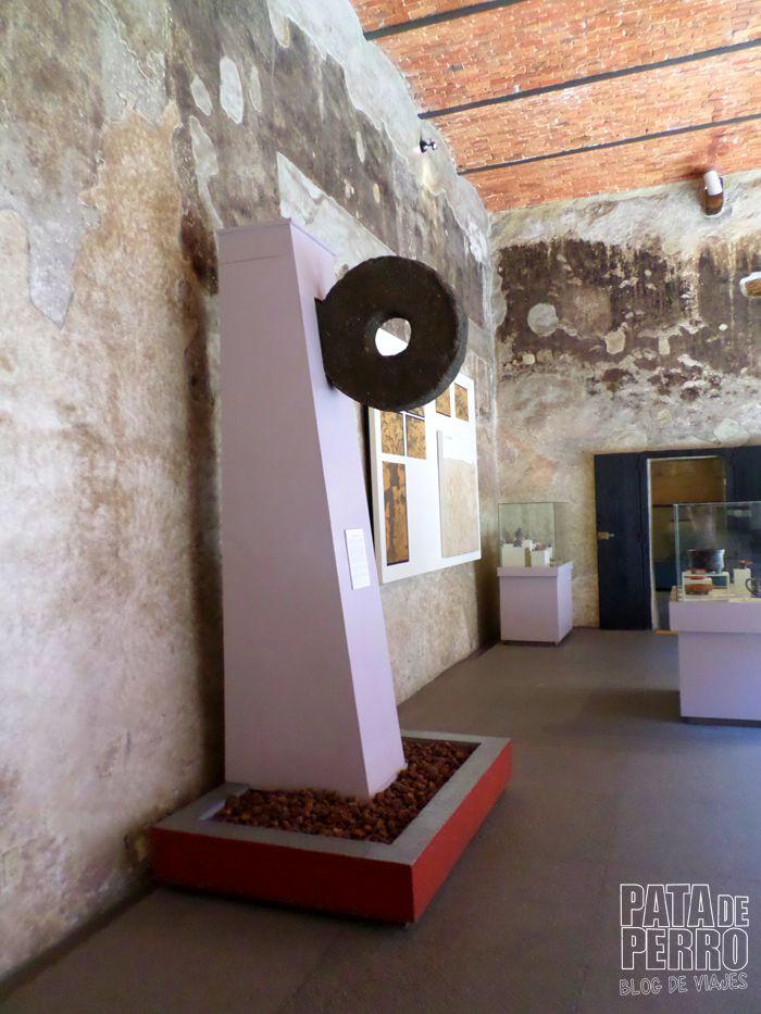 El Juego de Pelota es un rasgo cultural permanente desde el Período Preclásico. Este anillo pertenece al Período Posclásico (1250-1521 d.C)
