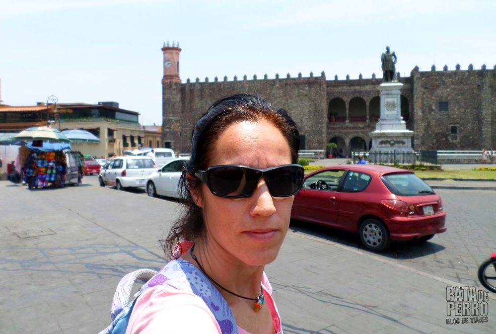 palacio de cortés cuernacaca morelos mexico pata de perro blog de viajes