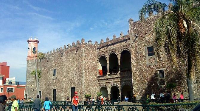 Museo Regional Cuauhnáhuac – Palacio de Cortés