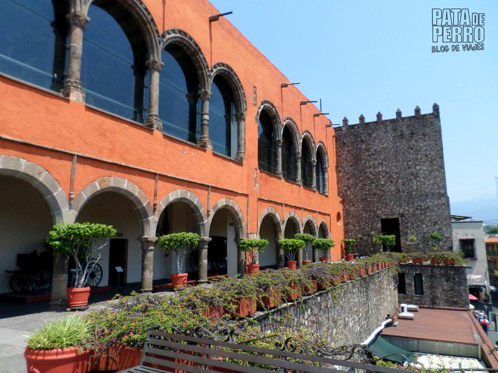 palacio de cortés cuernavaca cuauhnahuac morelos mexico pata de perro blog de viajes10