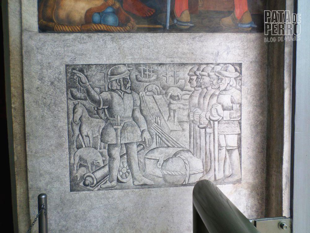 palacio de cortés cuernavaca cuauhnahuac morelos mexico pata de perro blog de viajes21