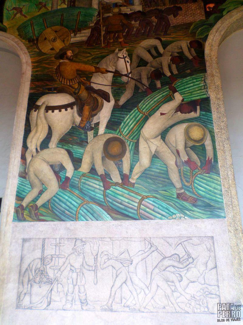 palacio de cortés cuernavaca cuauhnahuac morelos mexico pata de perro blog de viajes25