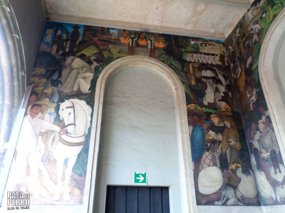 palacio de cortés cuernavaca cuauhnahuac morelos mexico pata de perro blog de viajes26