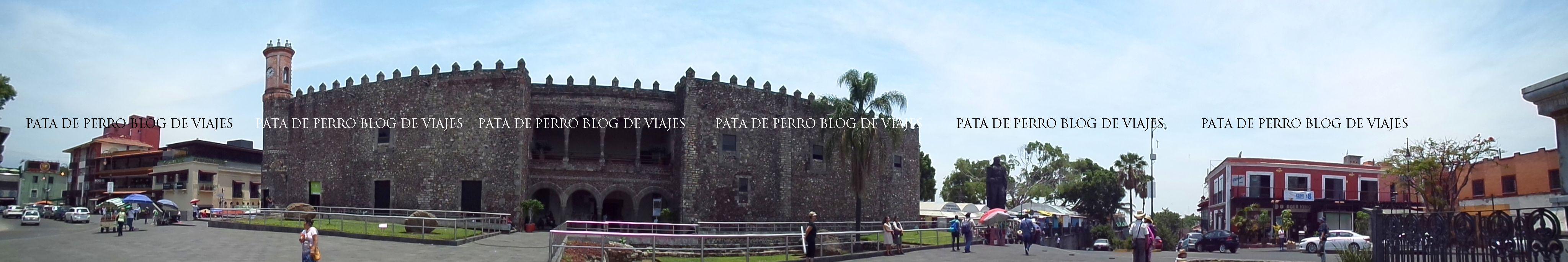 palacio de cortés cuernavaca cuauhnahuac morelos mexico pata de perro blog de viajes27