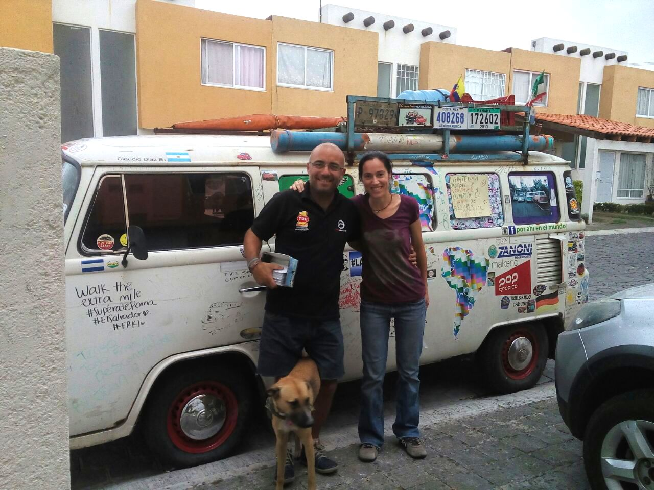 claudio trompa pata de perro blog de viajes puebla mexico