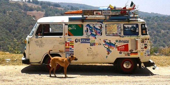 De las calles de Lima a la aventura por toda América