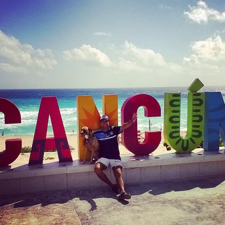En el caribe mexicano